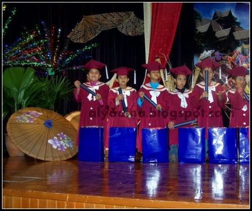 graduasi tadika