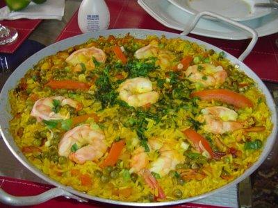 Paella - por Chef Danilo Bueno