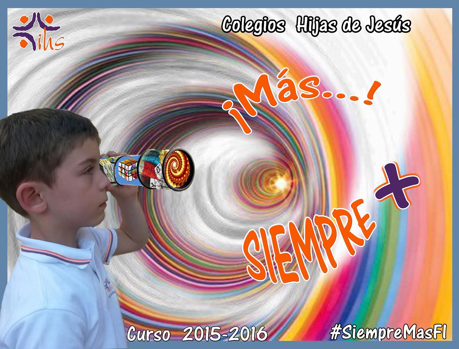 ¡Más...! SIEMPRE +