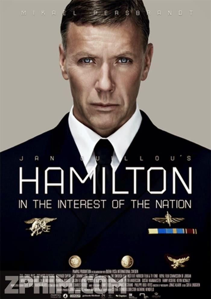 Điệp Viên Chống Khủng Bố - Hamilton: I nationens intresse (2012) Poster
