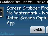 Cara Screenshot Gambar Layar Blackberry