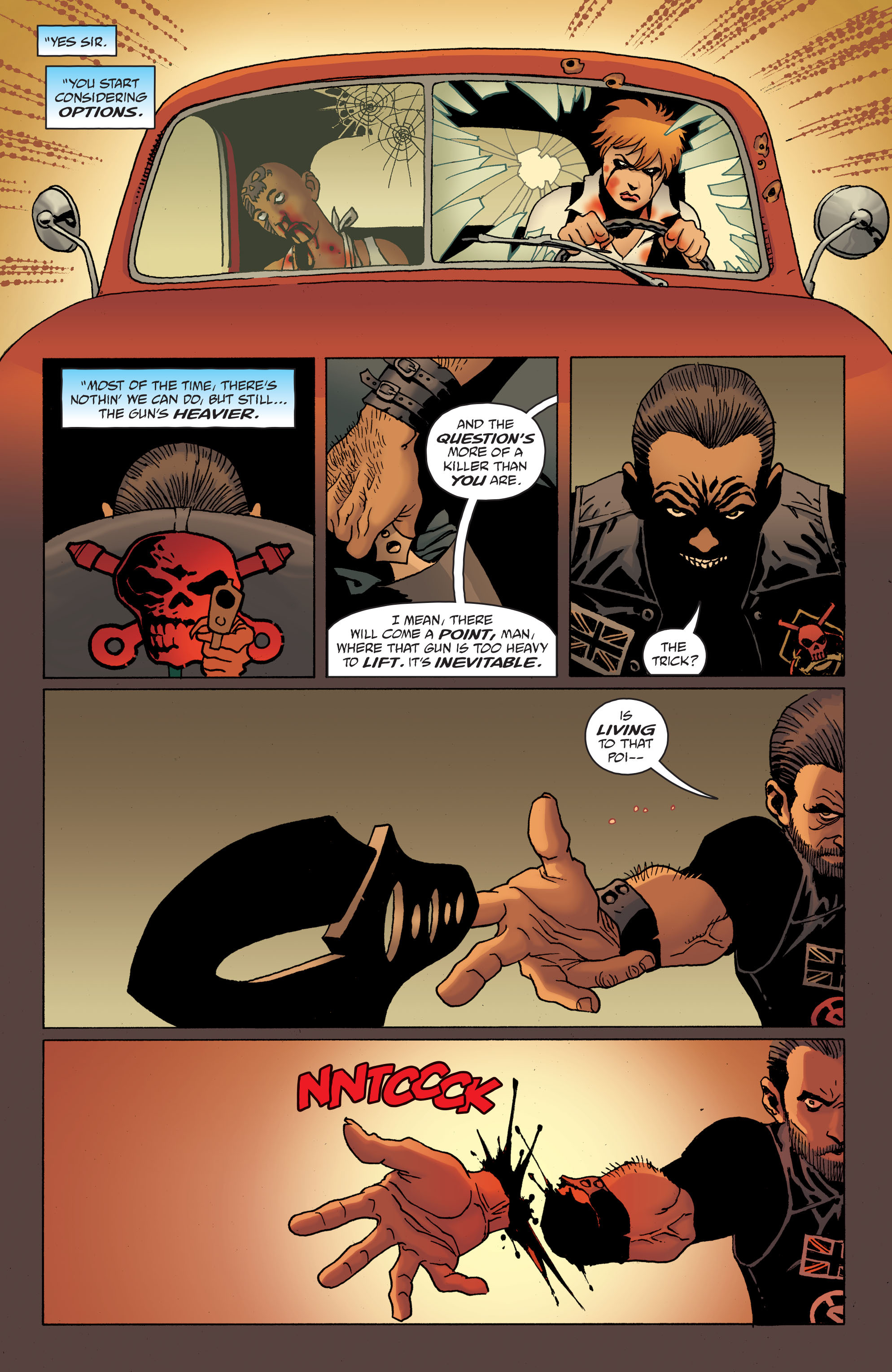 100 Bullets: Brother Lono Full Page 177