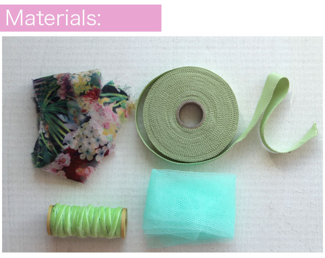 Diy how to tie a bow lotts and lots making the for Anything made by waste material