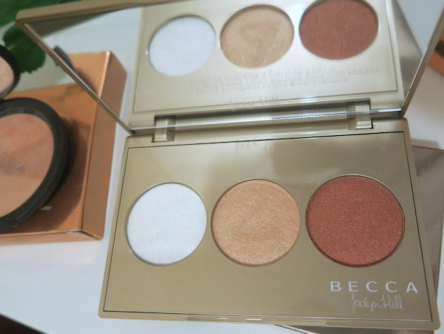 BECCA Cosmetics X Jaclyn Hill Collection