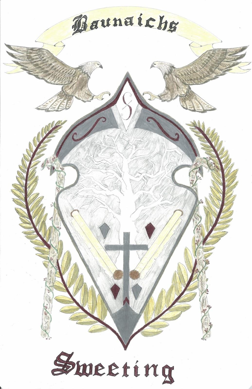 Coat of arms a sketch up a portfolio biocorpaavc