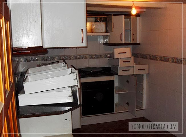 Mi cocina antes y despu s argh yonolotiraria - Racholas para cocina ...