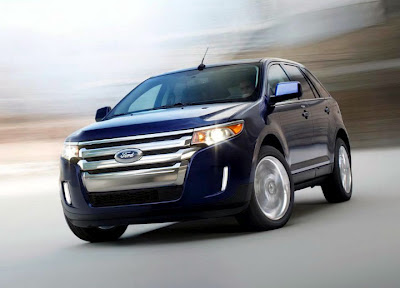 2013 Ford Edge Release Date