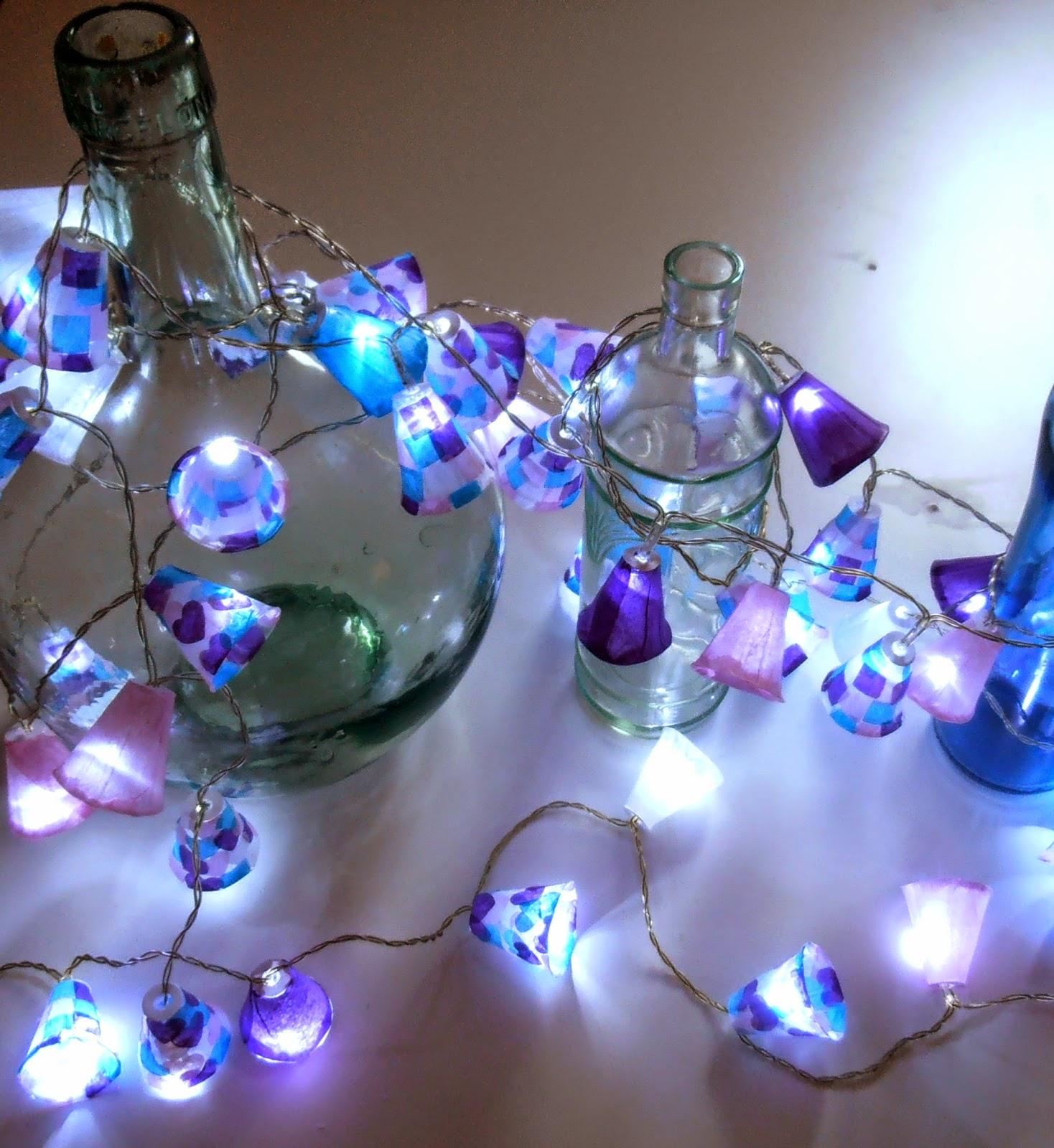 Diy guirnalda de luces for Facilisimo com manualidades