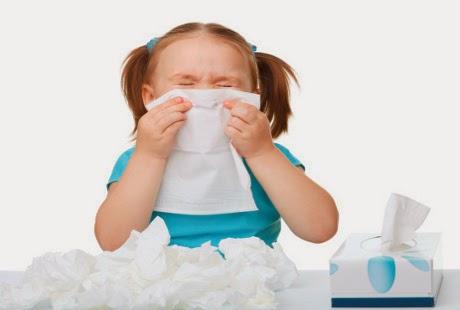Cara mengobati flu pada anak dengan cepat
