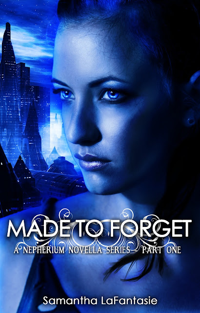 {Cover Reveal+Giveaway} Made to Forget by Samantha LaFantasie