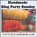 Blog Party Sunday