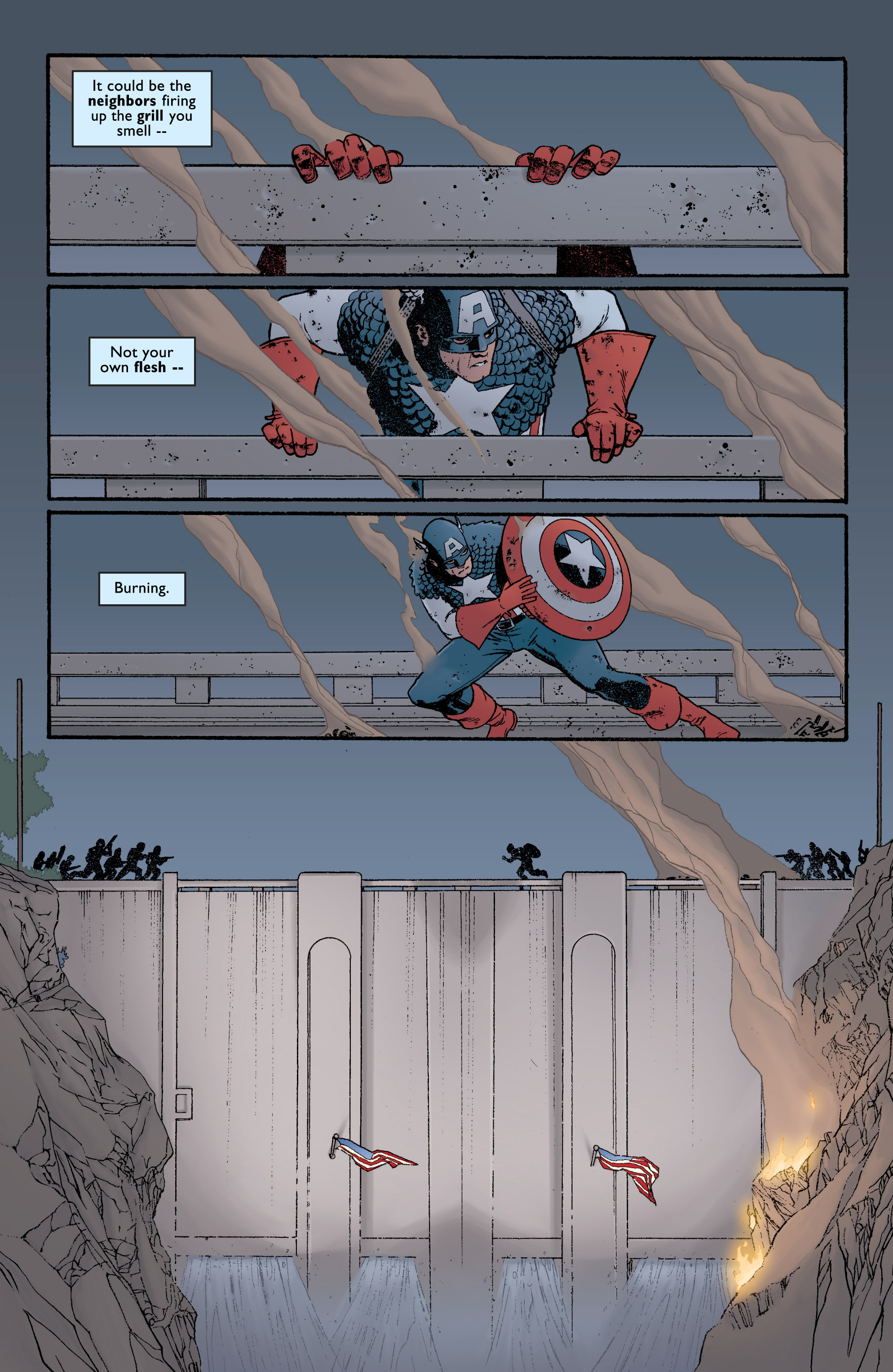 Captain America (2002) Issue #4 #5 - English 19