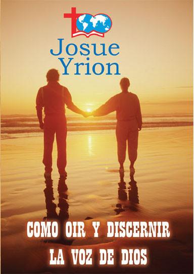 Josué Yrion-Como Oir y Discernir La Voz De Dios-RatDVD-