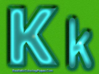K Letters Image