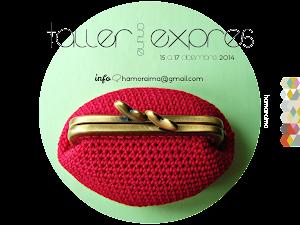▼ Taller Online Monederos crochet ▼