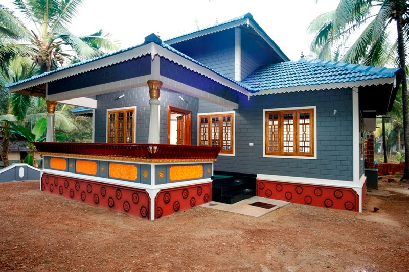 Building Designers Chelari Best Low Cost Houses In Kerala