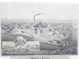 Cukrownia kruszwicka 1881 r.
