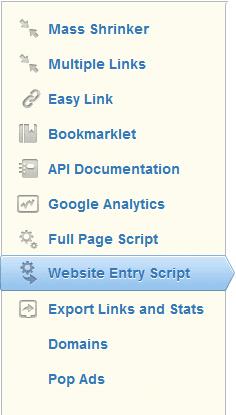 Adf.ly Tools