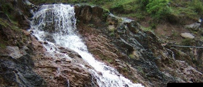 Naran Kaghan Waterfall
