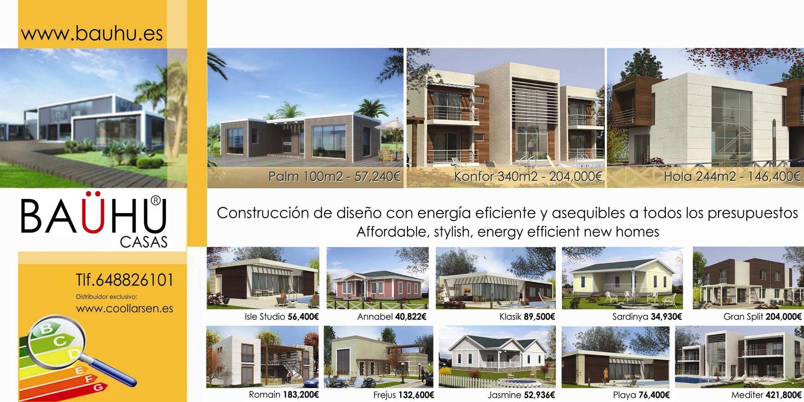 BAUHUcasas Distribuidor Casas \