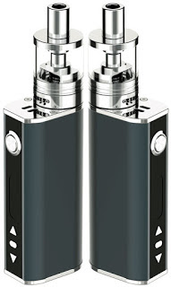 iStick TC40W Can Match Very Well With GS-Tank Atomizer
