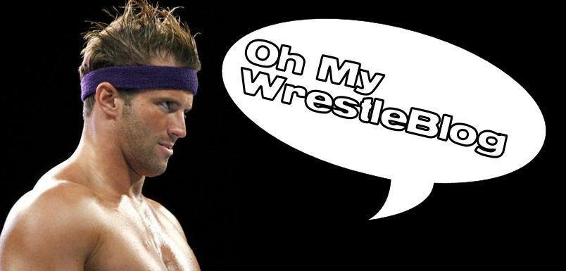 Oh My WrestleBlog