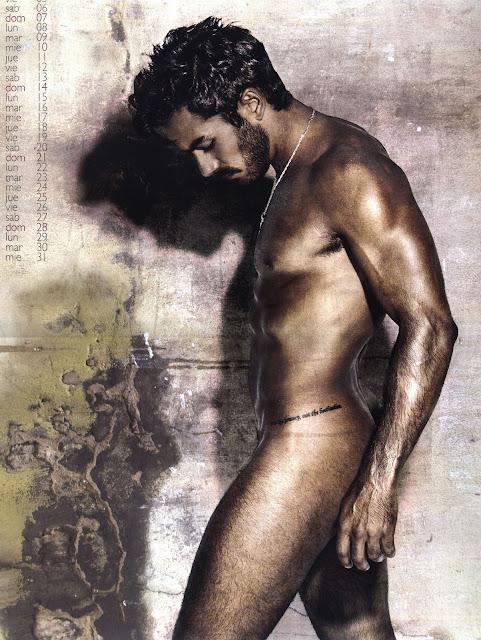 foto de aaron diaz desnudo: