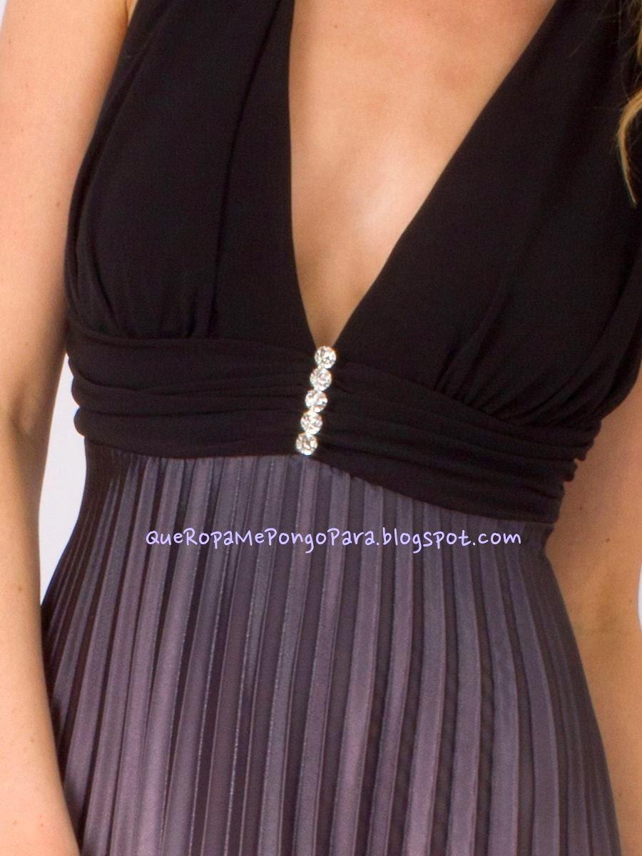 Vestidos ideales para mujeres con poco busto