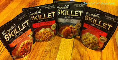 Easy cooking with Campbells