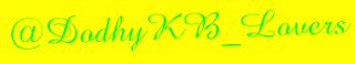 Follow Twitter Untuk Fans Dodhy Kangen Band