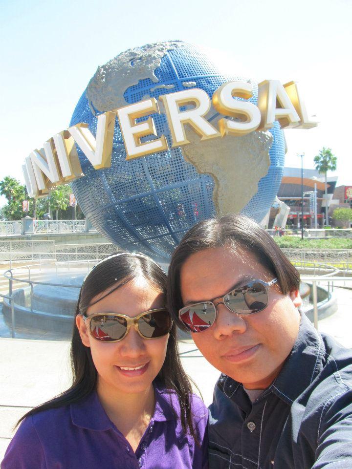 Universal City Walk Universal Globe