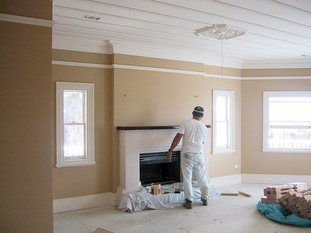 Pinturas de casa imagui - Pintura interior casa ...