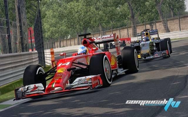 F1 2014 PS3 Region Free Español