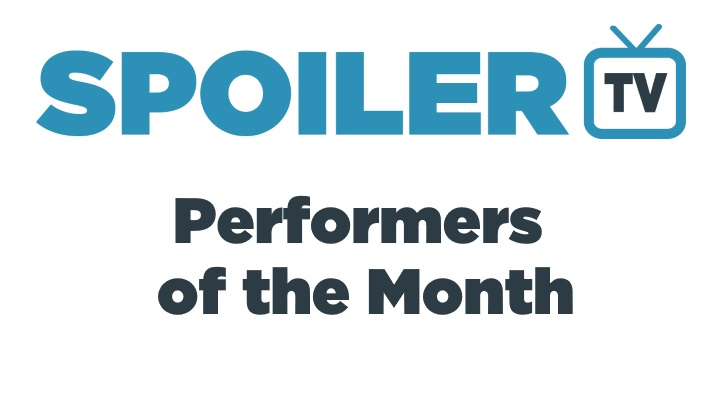 Performers Of The Month - Nominations For April 2016
