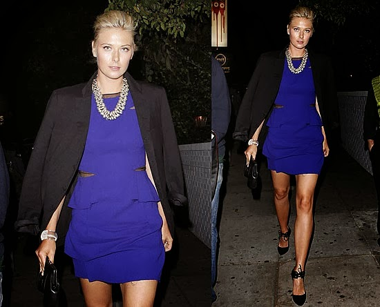 Maria+Sharapova+Latest+Images+010