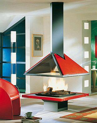 Muyameno.com: chimeneas modernas, decoración y diseño, parte 1