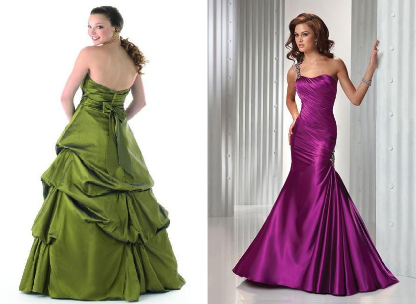 Elegant prom dresses 2012 for women s