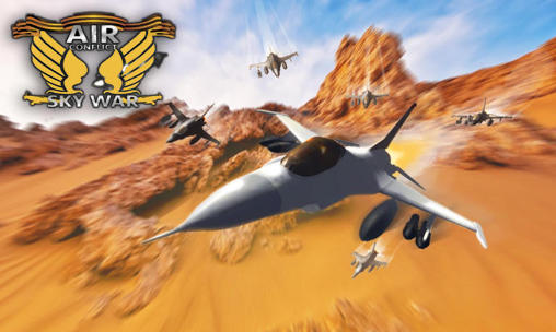 Android Air Conflict - Fly War Screenshot Apk File