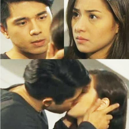 Cristine Reyes and Paulo Avelino in Honesto