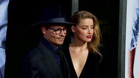 Johnny Depp et Amber Heard se seraient dit oui