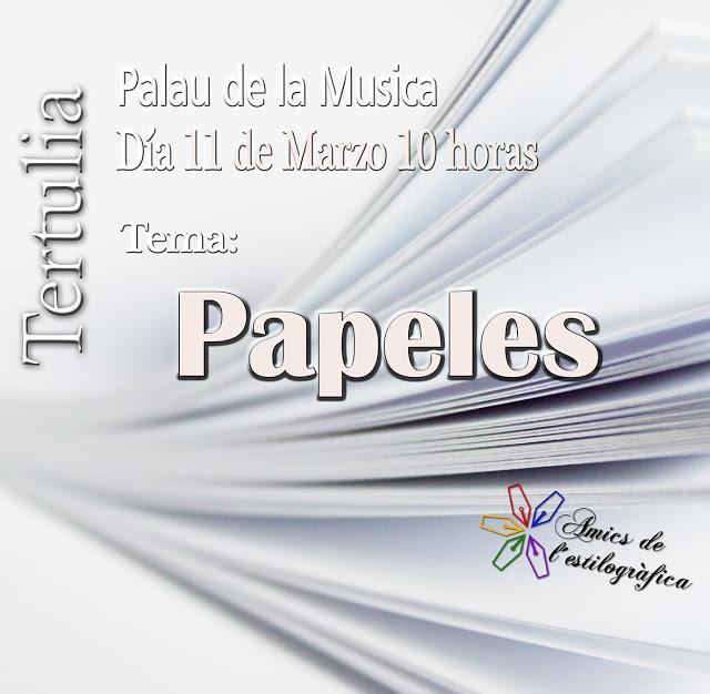 52 TERTULIA DIA 11-3-2017 (PAPELES)