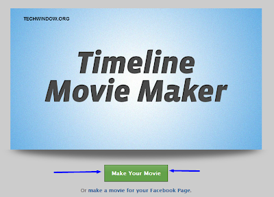 Create a Movie of your Facebook Timeline - [ Timelinemovie maker]