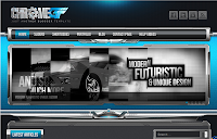 Gratis Template ChromeGT