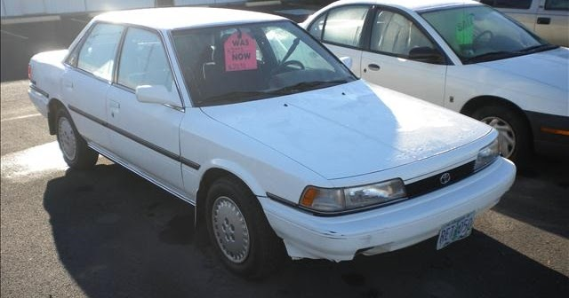 1990 Toyota Camry Instrument Cluster Lights Problem