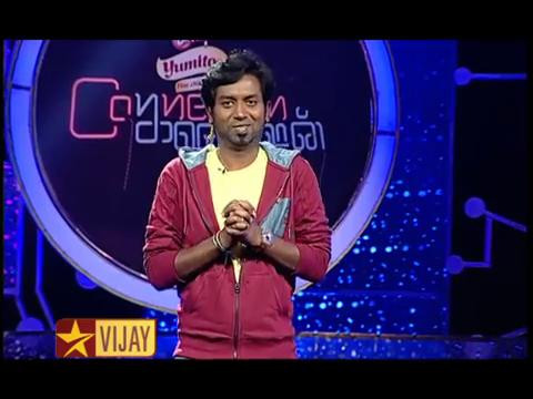 Connexion | 19th April 2015 | Promo 1,2,3  Vijay Tv