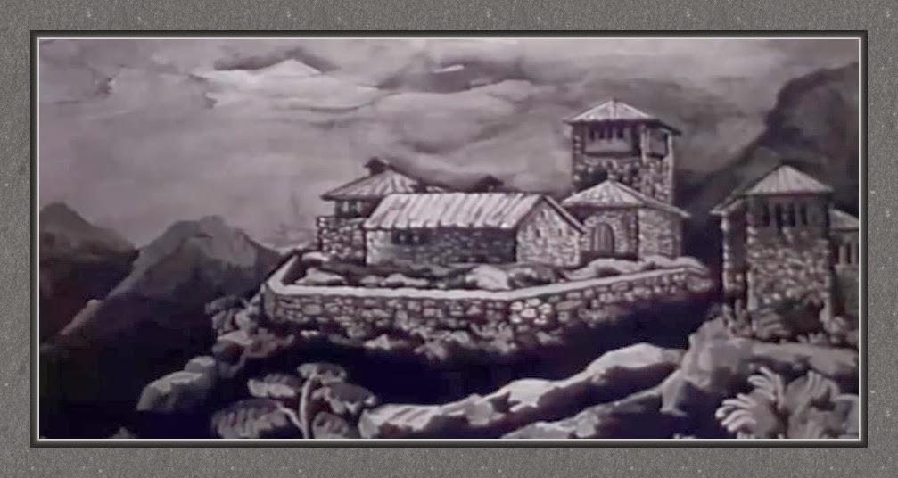 Древни град Борач, у земљи Павловића Bora%C4%8Ddd