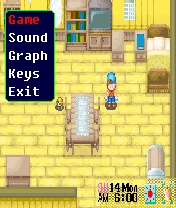 Game Harvest Moon Java