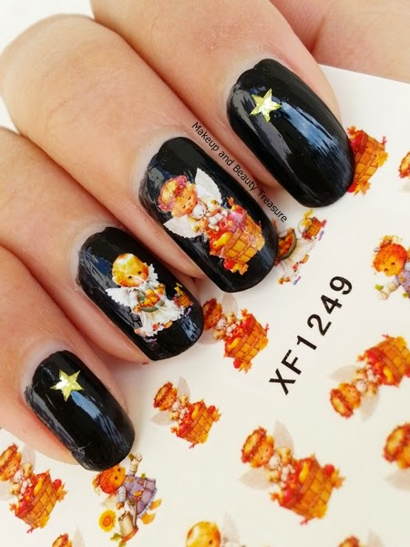 Makeup And Beauty Treasure Born Pretty Store Angel Nail Art Water