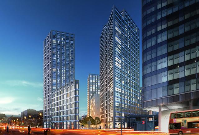 英國房地產倫敦投資