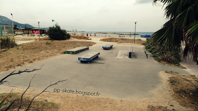 skatepark Marseille Billabong borely